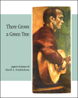 Image For There Grows a Green Tree