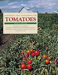 Image For Integrated Pest Management for Tomatoes—Fourth Edition
