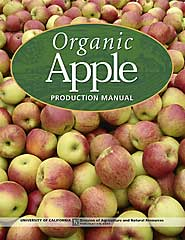 Image For Organic Apple Production Manual