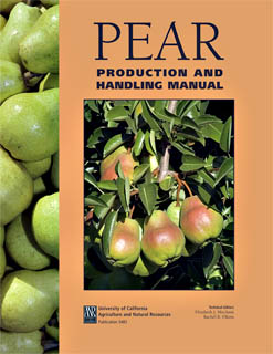 Image For Pear Production and Handling Manual