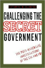 Cover Image For Challenging the Secret Government