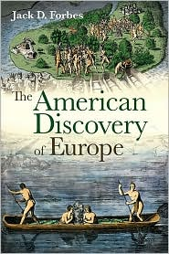 Cover Image For The American Discovery of Europe