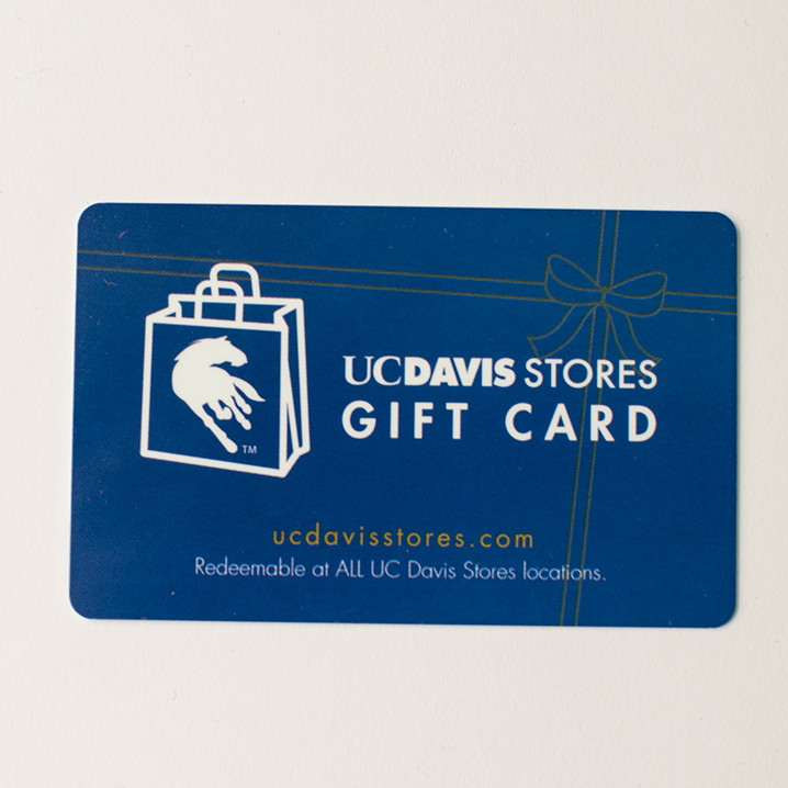 Image For UC Davis Stores Gift Card