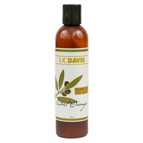 Image For UC Davis Olive Oil Body Lotion 8oz